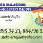 Šteković Rajko – MOLER