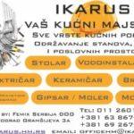 IKARUS – vaš kućni majstor
